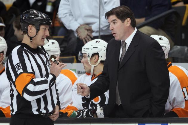 Philadelphia Flyers: A Field Day for Freud