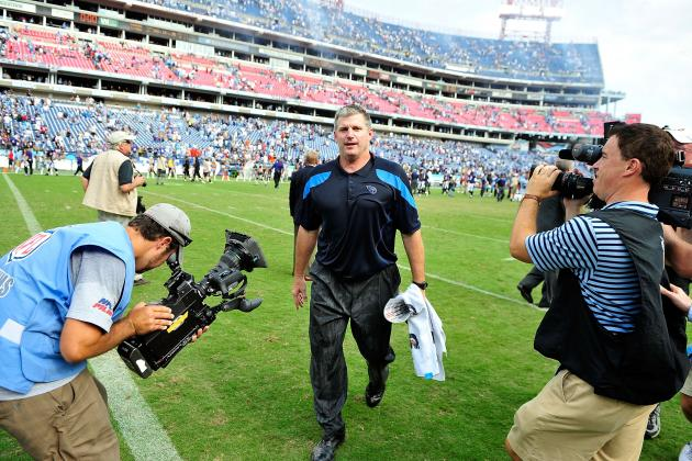 Why Tennessee Titans Head Coach Mike Munchak Is One of the Best in the NFL