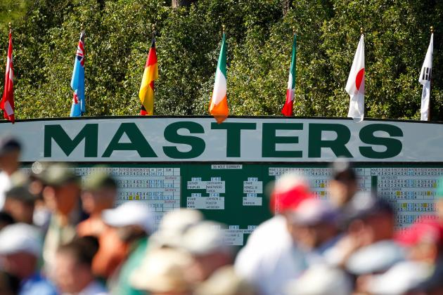 Masters Live Streaming 2012: How to Catch Saturday's Action Online