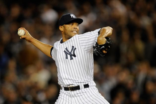Mariano Rivera Blows First Save Opportunity, but Yankees Look Strong