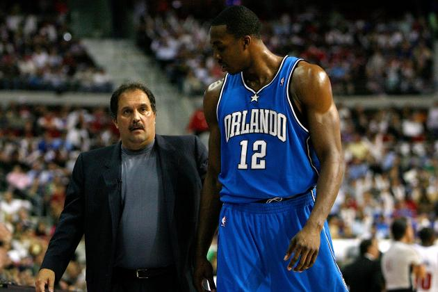 NBA: Dwight Howard vs. Stan Van Gundy