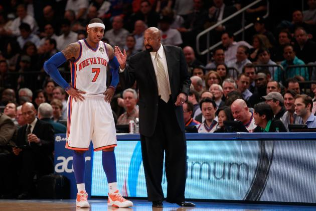 New York Knicks: Why They Should Stick with Mike Woodson as Head Coach