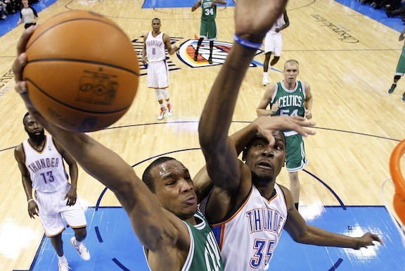 Boston Celtics: Avery Bradley Starting over Ray Allen Is Best Move for Celtics