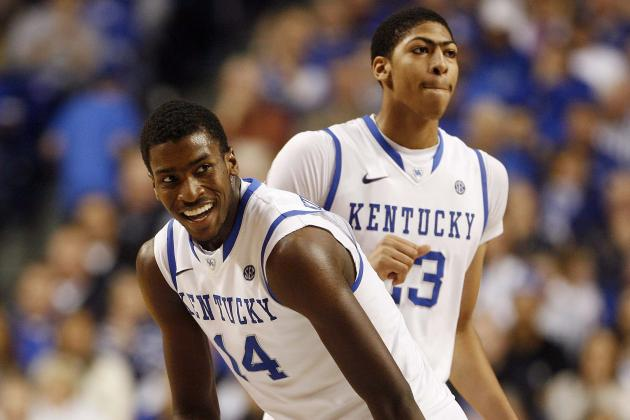 2012 NBA Mock Draft: How Anthony Davis and Kentucky Teammates Will Reshape Draft