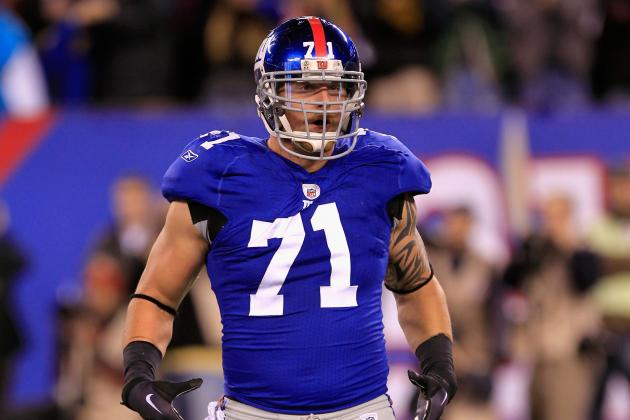 Oakland Raiders Free Agency: Raiders Add Former Giants DE Dave Tollefson