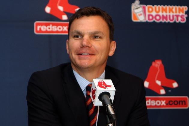 Boston Red Sox: Loss of Andrew Bailey Creates Question Mark at Closer