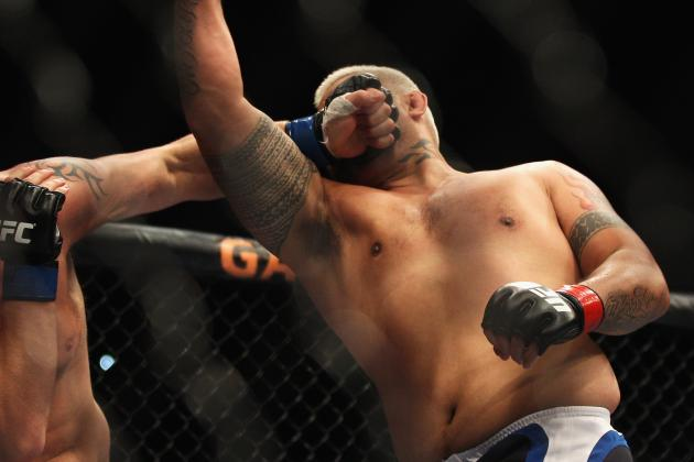 UFC 146: Mark Hunt vs. Junior Dos Santos Is the Fight the Fans Want to See