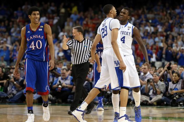 2012 NBA Mock Draft: Why All of Kentucky's First-Rounders Are Guaranteed Stars