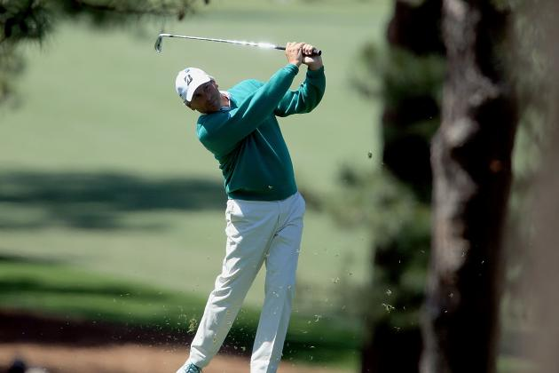 Masters 2012: Why Fred Couples' Surprise Run Won't Last