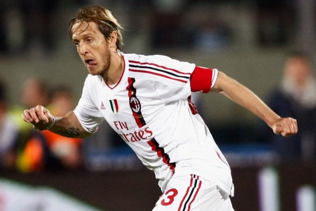 Ambrosini and Bonera Suspended for Chievo Game