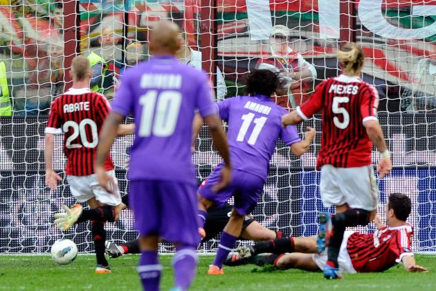 Milan 1-2 Fiorentina: Critical Loss for Milan