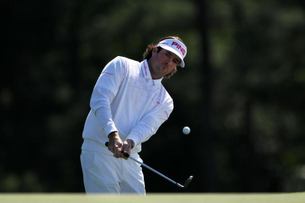 Masters 2012 Leaderboard: Contenders Who Will End the Day as Pretenders