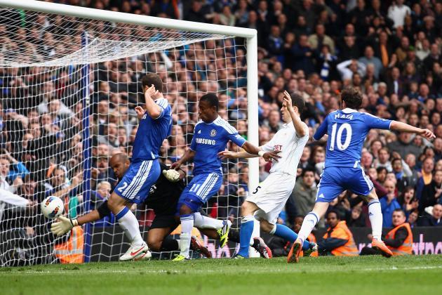 Chelsea 2-1 Wigan: Mata Wins It Late