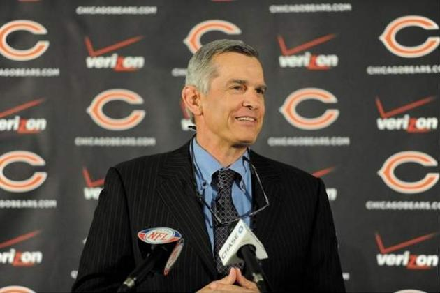Chicago Bears: What They Must Do in April's NFL Draft?