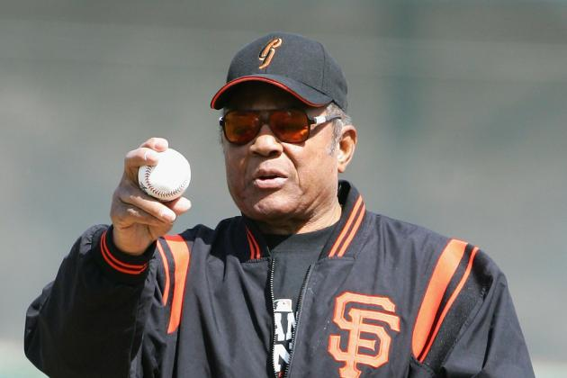 New York Yankees: Joe Girardi Could Learn About Baseball from Willie Mays