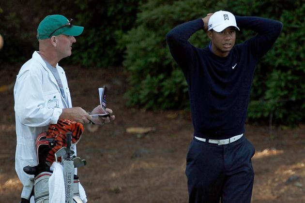 Masters Leaderboard 2012: Tiger Woods and 4 Favorites Bound for Failure