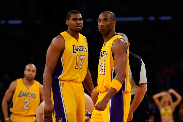 Andrew Bynum: Is Kobe Bryant Spurring on His Recent Erratic Behavior?