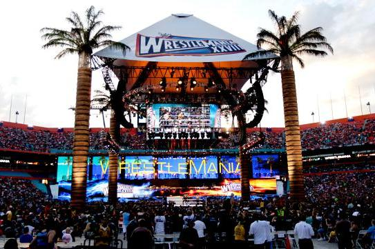 WWE WrestleMania 28: The Unforgettable, Spectacular Experience