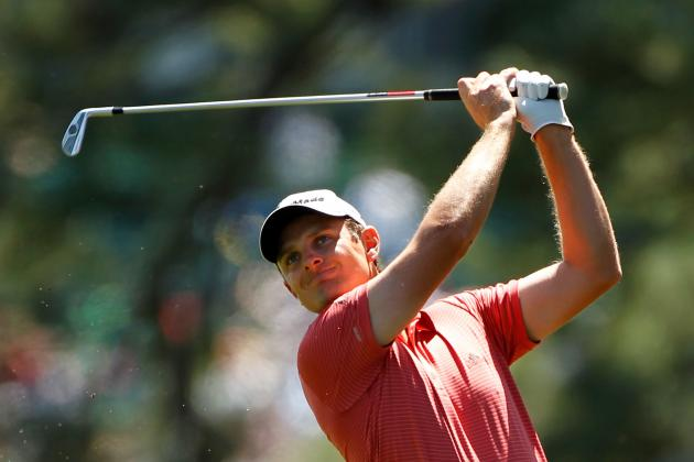 Masters 2012 Leaderboard: Justin Rose and Others Making a Move