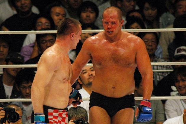 WWE Rumors: Former Superstar Bobby Lashley Must Fight Fedor Emelianenko