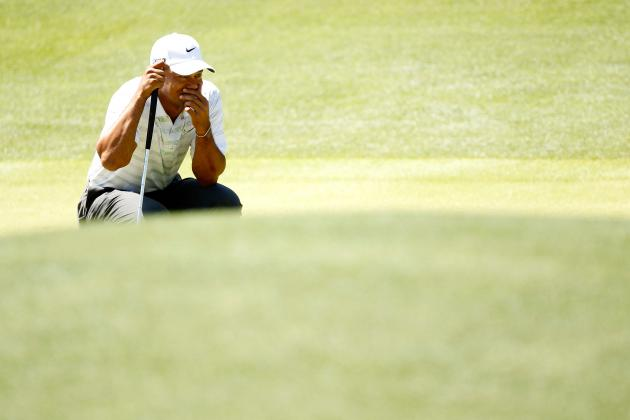 Tiger Woods Masters: Analyzing His Plummet at Augusta National