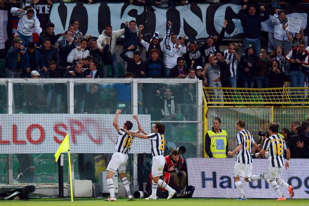 Juventus Take First Place in Serie A after 2-0 Victory in Palermo