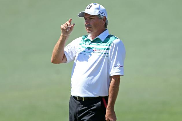 Masters 2012: Fred Couples' Relaxed Approach Will Lead to Another Green Jacket