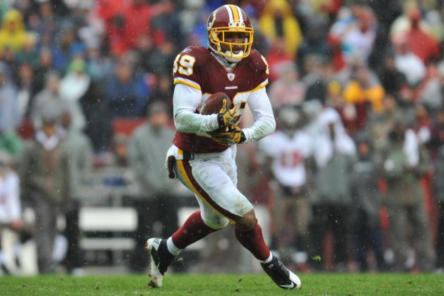 Washington Redskins: Are Anthony Armstrong and Santana Moss Odd Men Out?