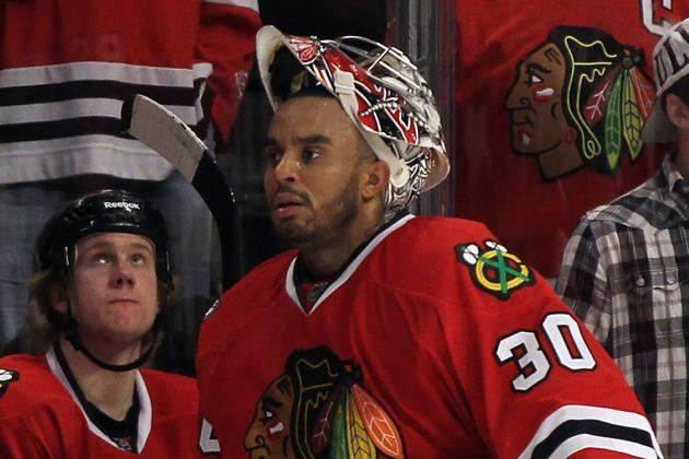 Chicago Blackhawks: What Does the Re-Signing of Ray Emery Mean?