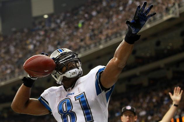 2012 Fantasy Football: Our Post-Free Agency Wide Receiver Rankings