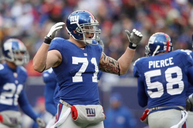 2012 NFL Free Agents: Oakland Raiders Smartly Land DE Dave Tollefson