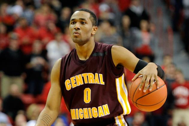 Central Michigan's Trey Zeigler Will Transfer to Pittsburgh