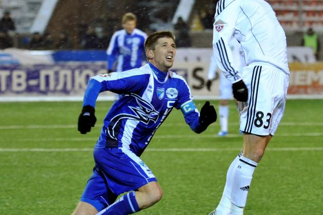 Alex Morgan Of FC Sibir Novosibirsk: Russia Will Go To UEFA Champions League