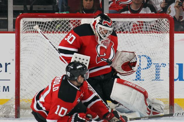 NHL Playoffs 2012: Martin Brodeur and Goalies Who Must Shine in Postseason