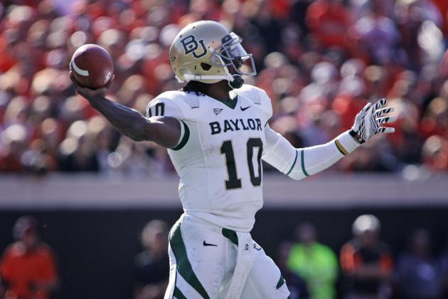 2012 NFL Draft: Why Robert Griffin III Will Turn the Redskins Around