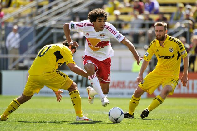 New York Red Bulls: Player Ratings Against Columbus