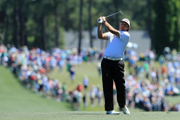 Masters 2012 Tee Times: Complete Schedule and Pairings for Final Round
