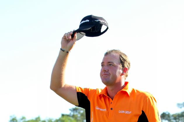 Masters 2012: Peter Hanson and Potential First-Time Winners with Best Chances