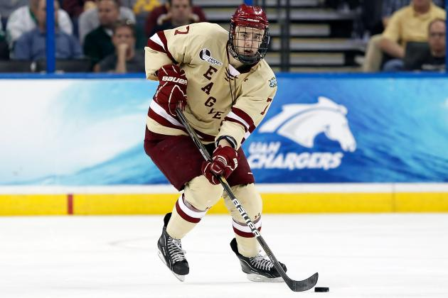 Frozen Four 2012 Results: Score, Recap, and Analysis for Championship Game