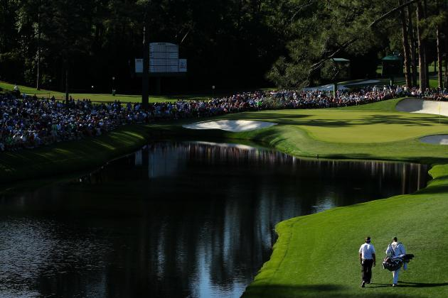 Masters TV Coverage 2012: Complete TV Info for Final Round