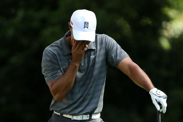Masters 2012: TV Coverage of Tiger Woods vs the Field