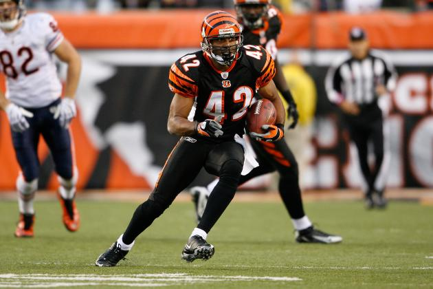 NFL Free Agency: Cincinnati Bengals Release Safety Chris Crocker