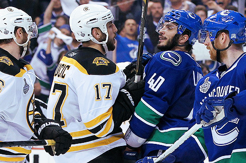 Boston Bruins, Vancouver Canucks Rematch? Narrowing 16 Playoff Teams Down to 2