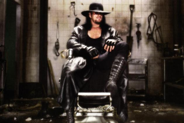 Upcoming DVD on the Undertaker Slated for Summer Release