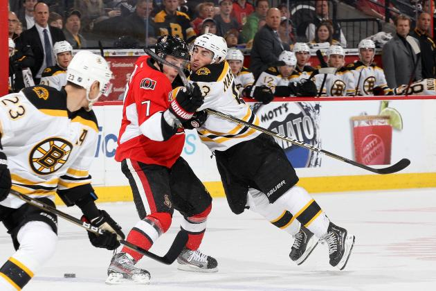 Stanley Cup Playoffs: Boston Bruins to Host Washington Capitals in 1st Round