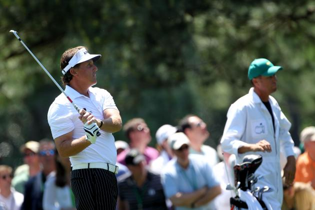 Masters 2012 Tee Times: Complete Listing of Start Times for Final Round