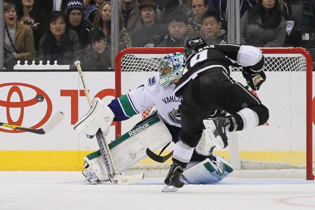 Vancouver Canucks to Face Los Angeles Kings and Bad Schedule in the First Round