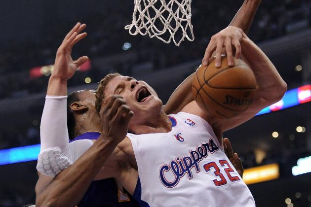 Blake Griffin: Why the Clippers' Superstar Is the Fakest Tough Guy in the NBA