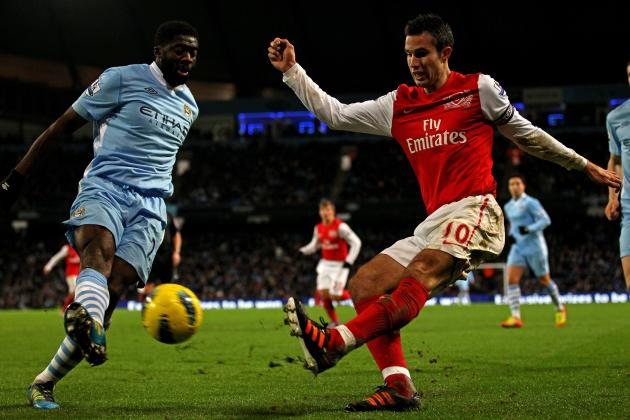 Premier League: Aresenal vs. Manchester City Preview