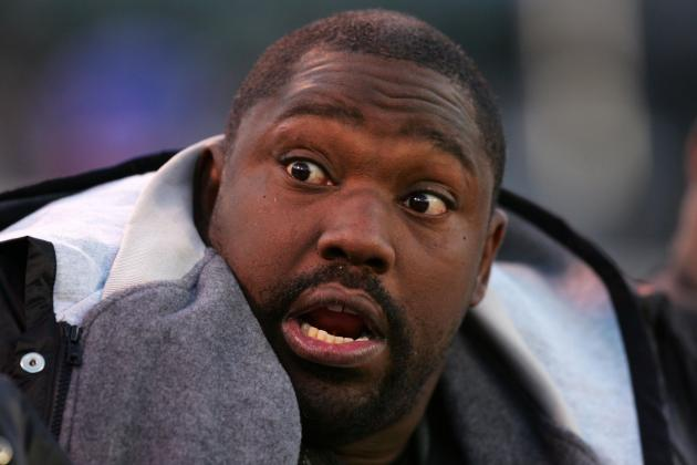 NFL: Warren Sapp, Career with NFL Network Is Old, Slow and over
